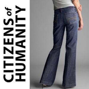 [CITIZENS OF HUMANITY] Kate 006 Full Leg Jeans